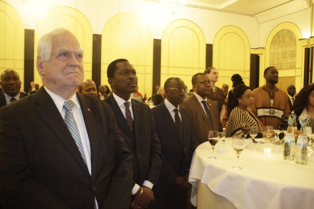 EMBASSY OF GHANA COMMEMORATES GHANA'S 61ST INDEPENDENCE ANNIVERSARY