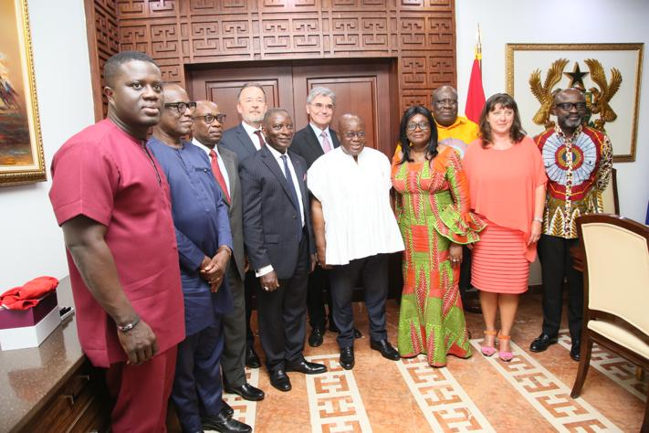 Ghana and Germany Reform and Investment Partnership